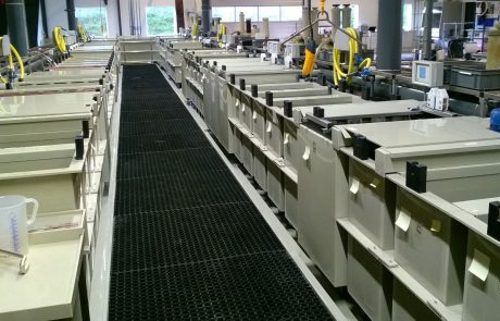 Industrianlæg - Plastsvejsning - Plastbyg