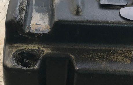 reperation af plasttanke og skærme - Plastbyg